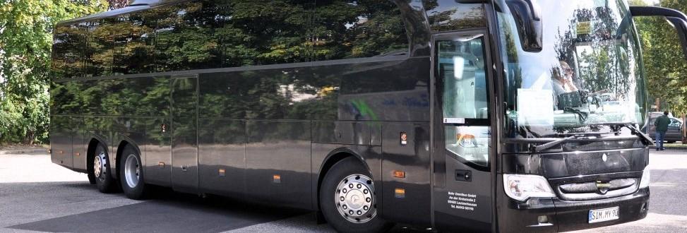 Автобус под аренду