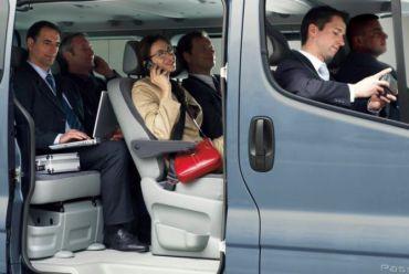 Организация перевозки сотрудников к месту работы